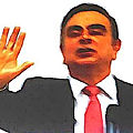 The show must (<b>Carlos</b>) <b>Ghosn</b>
