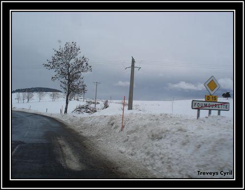2008 12 03 La sortie de Foumourette