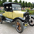 FORD Model T Runabout 1923