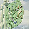 <b>René</b> <b>Magritte</b> (1898-1967), Le regard intérieur (The inner gaze)