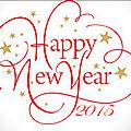 <b>Bonne</b> et heureuse <b>année</b> a vous tous et toutes.....
