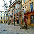 Aix en provence ... pour scénes de rue