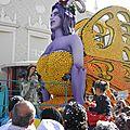 Voyage au carnaval de Nice et à la fête des citrons à <b>Menton</b>