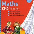 couverture cahier du jour/soir maths cm2 éd Magnard