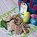 L'ail des ours (1) : biscuits apéritif