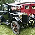 Ford model t tudor 2door sedan