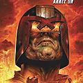 Editions Reflexions Judge Dredd