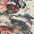 <b>Willem</b> de <b>Kooning</b> (1904-1997), Untitled