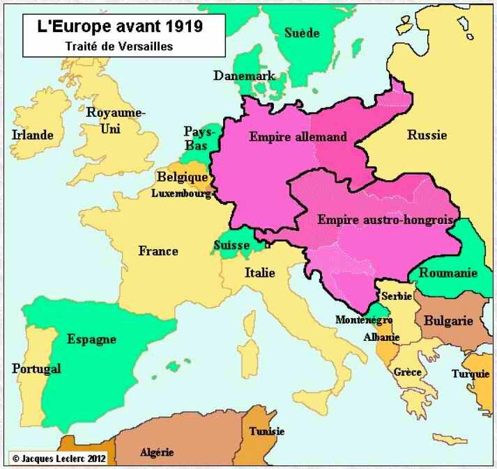 Europe av 1919