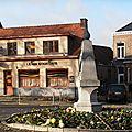 Cuesmes - Place - Café Van Gogh