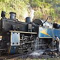 Ooty : train a vapeur patrimoine mondial de l UNESCO