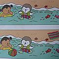 T'choupi : t'choupi se baigne à la plage ..séquence 5
