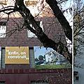 Quartier Drouot - Des photos géantes sur des façades avec Regards <b>croisés</b>...