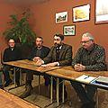 Réflexions sur un rapprochement des communes d'avranches, st-martin-des-champs et de st-loup