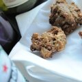 Cookies tapenade noire / chorizo
