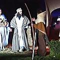 Déjà 12 ANS, André DARMANIN en Joseph dans La Crèche Vivante 2008 de la ville de Marcq en Baroeul