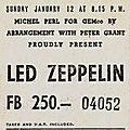 1975-01-12 Led Zeppelin