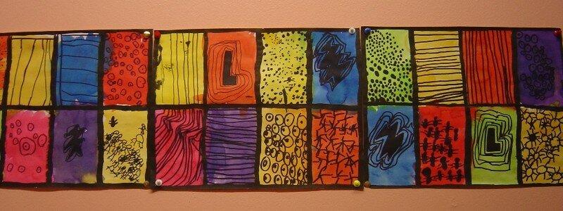 tissu africain couleur