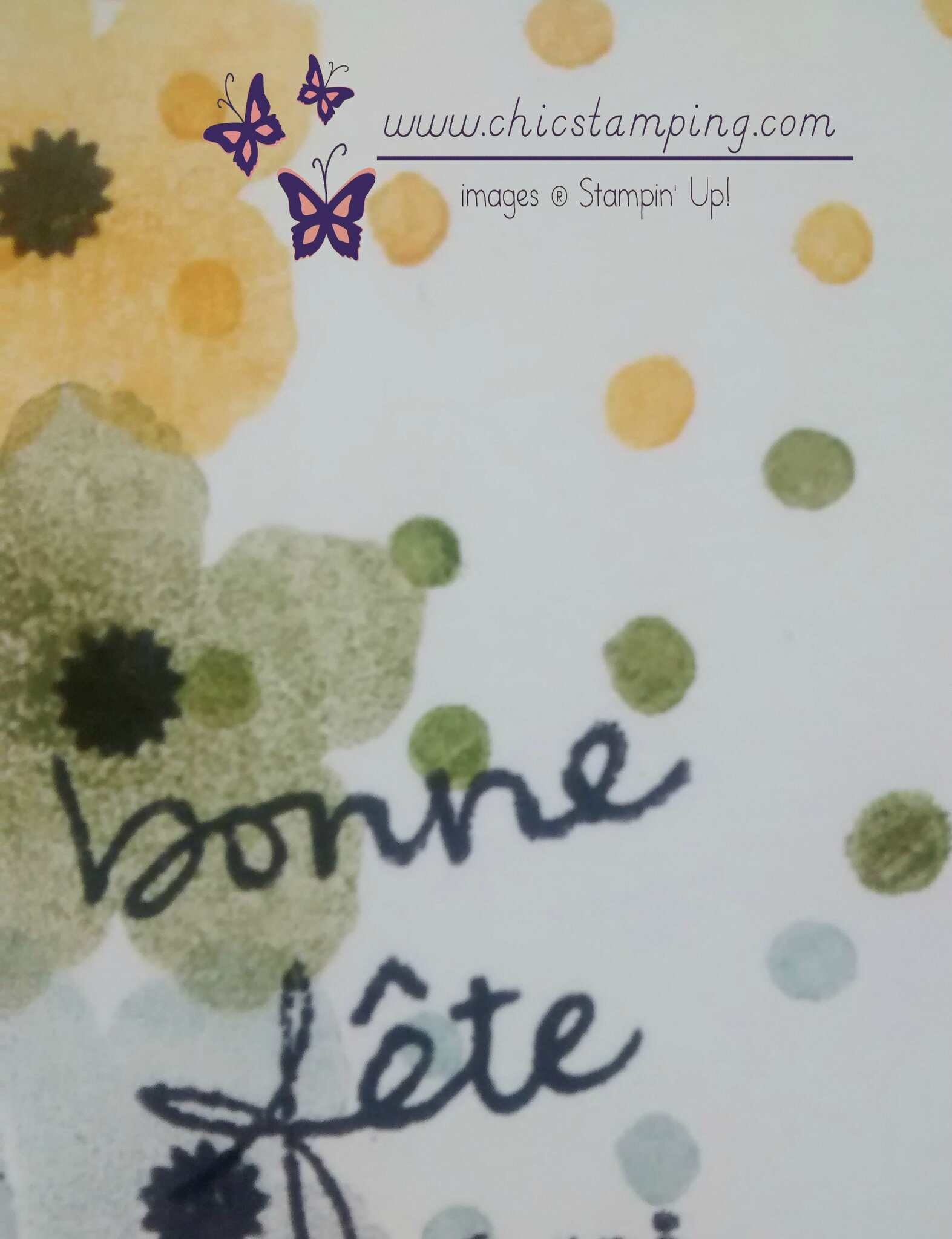DIY project life card series bontanical bloom #sp4