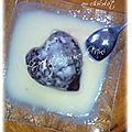 Coeur coulant au chocolat facile et rapide