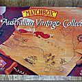 Coffret matchbox edition limitée ...