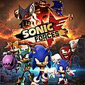 Sonic forces : un nouveau jeu vidéo sorti en novembre