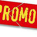 Promotions en boutique