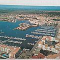 Cap d'Agde datée 1988