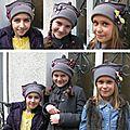 Polaire bonnets