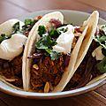 Tacos au p
