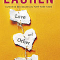 Love and other words de Christina Lauren