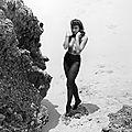 Mara corday a la plage (3)