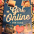 Girl Online, tome 1