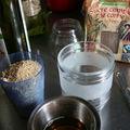 Gommage sucre miel lavande