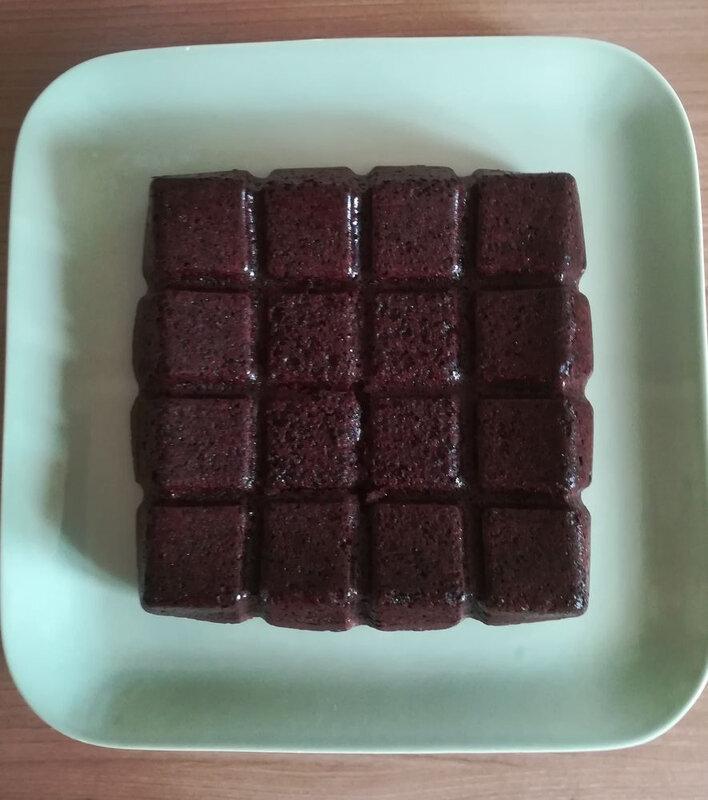 moelleux au chocolat végan