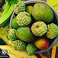 La beauté des antilles - Beautiful caribean : so many colours.... open your tastebuds and your eyes