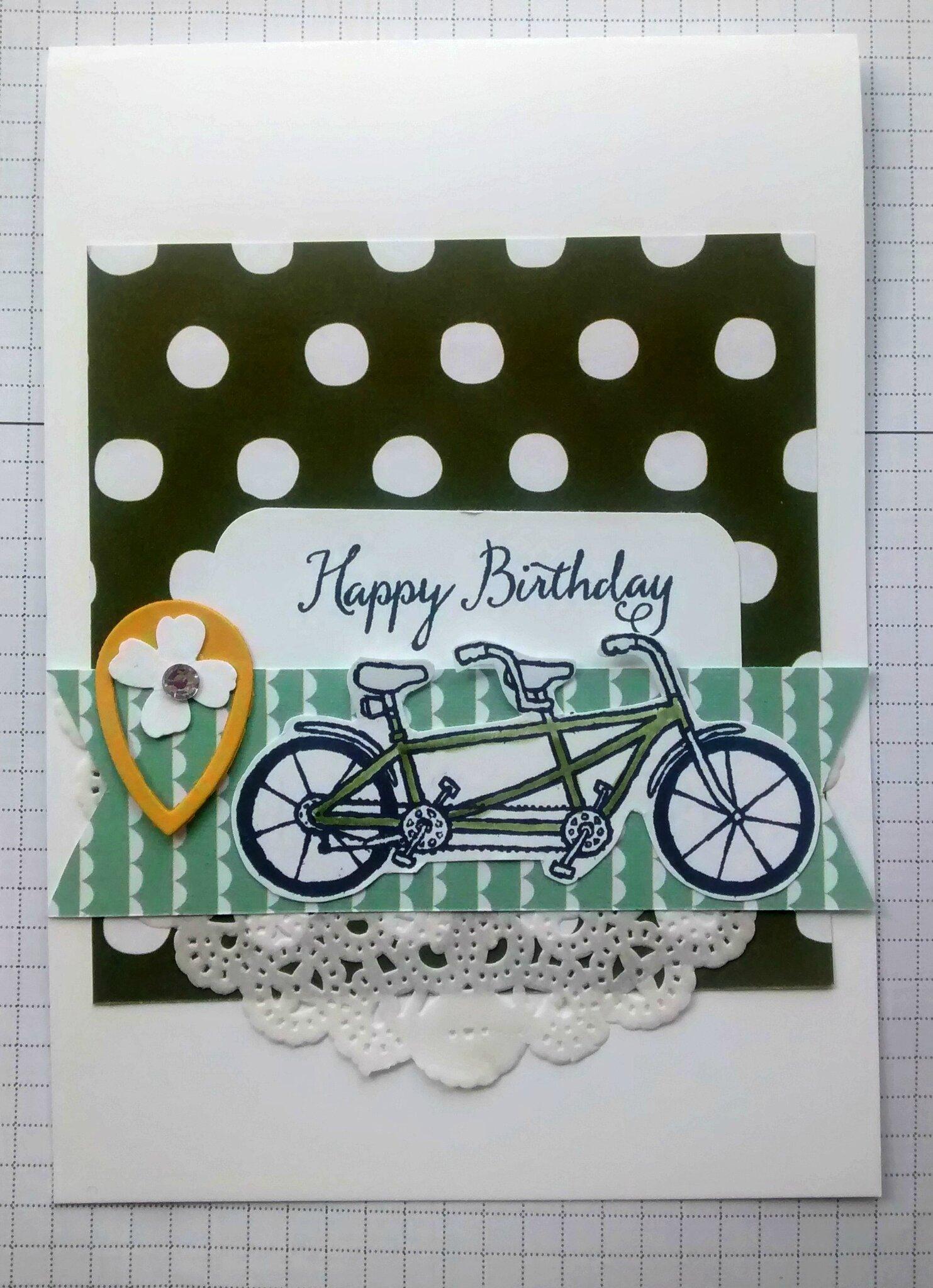 happy birthday pedal pusher 1