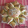 Le pain tournesol