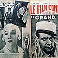 Lettre de Philippe à Denise, Bordeaux, mercredi 10 octobre 1934