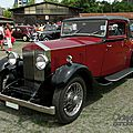 <b>Rolls</b> <b>Royce</b> 20/25 Trupp & Maberly Fixed Head Coupe Doctor-1932