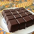 La tablette de chocolat de seb le pâtissier