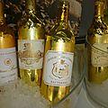 Des vins blancs liquoreux