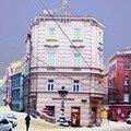 Olomouc sous la neige