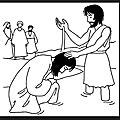 Evangile, <b>Saint</b> et Homélie du Vendredi 24 juin 2016. Nativité de <b>saint</b> Jean Baptiste.