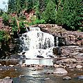 [flash-back] le northshore minnesotien et gooseberry falls state park