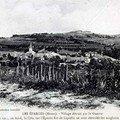Combats sur le crête des eparges. 24 avril 1915