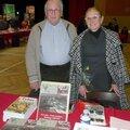 Jeanne Vincler et Jacques Didier, vice-présidents de la SHW