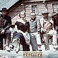 Once Upon a Time in the West <b>Henry</b> <b>Fonda</b>, Sergio Leone,