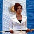 La présidente argentine a déchu de leur nationalité les soldats sionistes qui participent aux massacres de gaza