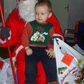 Denis and Father Christmas